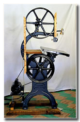 1914 Crescent 20 inch Band Saw